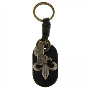 """Vyriškas odinis raktų pakabukas """"RP003"""""""