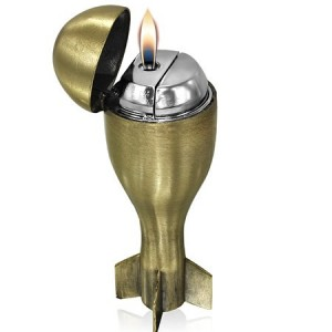 """Dujinis bombos formos žiebtuvėlis """"ZB018"""""""