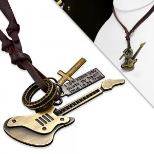 Vyriška grandinėlė gitara